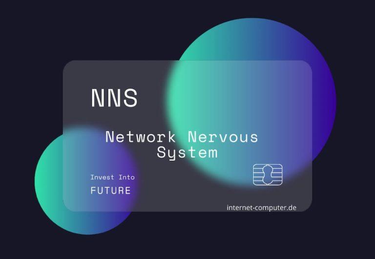 Network Nervous System (NNS) - Internet Computer